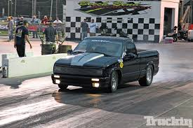 THROWDOWN Holley LS Fest - 1996 Chevy S-10 Photo & Image Gallery