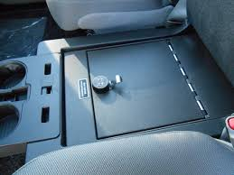 console vault ford f250 super duty under front middle seat 2017 1064 f250