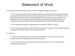 It Statement Of Work Statement Of Work Template In Word And Pdf Formats 79745696009