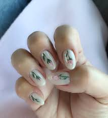 Easy Floral Nail Designs 50 Insanely Beautiful Flower Nail Designs With Roses You Do
