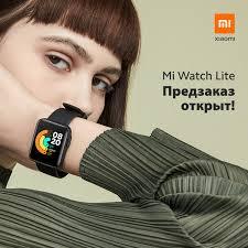 В Россию приходят новые <b>умные часы Xiaomi</b> Mi Watch дешевле ...