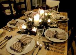Italian Table Setting Table Setting For Italian Dinner Party Crowdsmachinecom