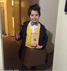 kids have dressed up as their favourite characters for book week like