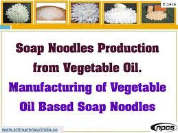 Manufacturing Process Flow Chart Pdf Soap Noodles Manufacturing Process Flow Chart Pdf Niir