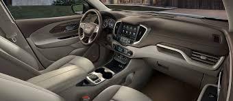 2018 gmc terrain denali interior. Delighful Interior Interior Image Of The 2018 GMC Terrain Denali Small Luxury SUV And Gmc Terrain Denali Interior