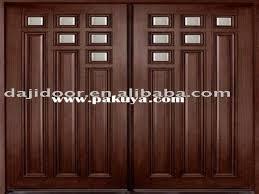 Modern Double Door Design Of Front Designs Doors For Homes Cea ...
