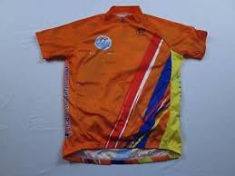 Details About Mens Primal Wear 25th Courage Classic Bike Cycling Jersey Size Medium Shirt Mtb