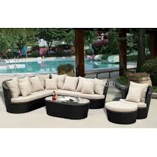 modern wicker patio furniture. Modern Wicker Patio Rattan Outdoor Furniture WS-06012