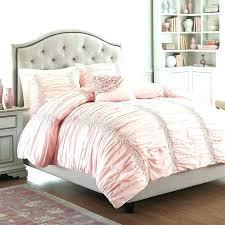 blush pink bedding