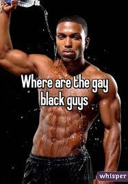 Gay black guys pics