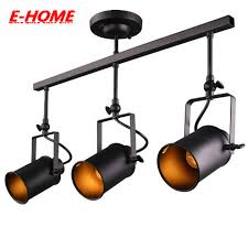 vintage track lighting. Aliexpress.com : Buy Retro Light Edison Bulb E27 Adjustable Vintage Track  Lighting, Clothing Store LED Lampsaccent Lighting Supplier. From Reliable E