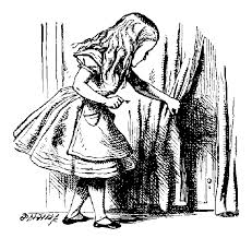 Image result for alice in wonderland rabbit hole