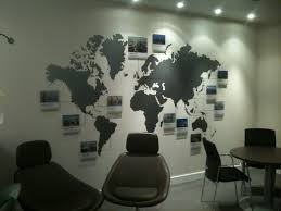 Office World Map Exodoinvest