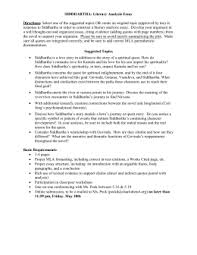 ppt on siddhartha essay the siddhartha essay suggested essay topics