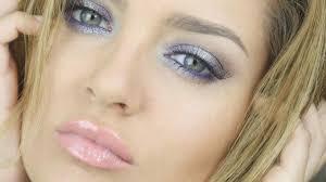 published september 28 2018 at 1986 1114 in elegant blonde hair makeup blue eyes