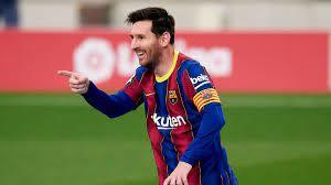 Lionel Messi einigt sich offenbar mit dem FC Barcelona auf eine  Vertragsverlängerung - Eurosport
