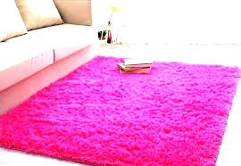 round pink rugs for nursery light area rug girl