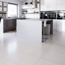 black white polished porcelain tiles