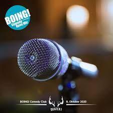 BOING! Comedy English im Quater 1 - Quater1 Alm Lounge • Club und Bar