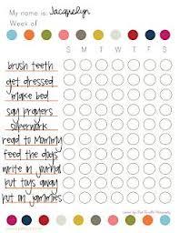 Cute Chore Chart The Home Teacher Super Cute Chore Chart Chore Chart Kids