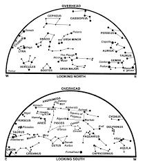 Star Chart For July 2016 November 2015 The Astronomical Society Of Edinburgh Journal