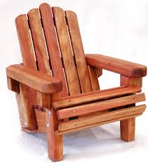 Kids Wooden Adirondack Chair Outdoor Wooden Chairs
