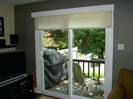 decoration sliding patio door blinds window treatments intended for shades doors decorating cellular vertical blind