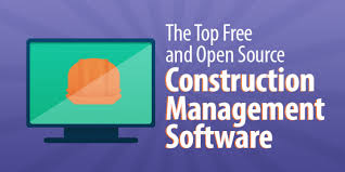 Interior Design Project Management Software Free Download Classy The Top 48 Free And Open Source Construction Management Software