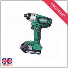 hitachi power tools. hitachi power tools compact 18v 2 x 2.5ah li-ion impact driver kit single