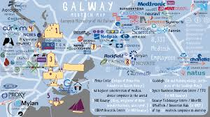 medtech nui galway galway med tech map courtesy of john breslin nui galway techinnovate