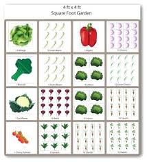 Crop Rotation Chart Square Foot Gardening Crop Rotation Chart Yakicero Club