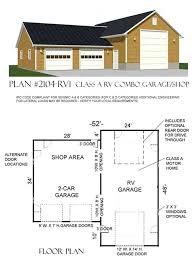 pool house plans with garage rv garage plans venidami