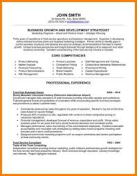 Businessman Resume Format Resume Objective Examples Business Owner