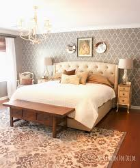 Master Bedroom Makeover My Passion For Decor Master Bedroom Makeover Using Cutting Edge