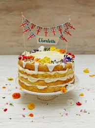 Royal Charlotte Lemon Drizzle Cake Jamie Oliver
