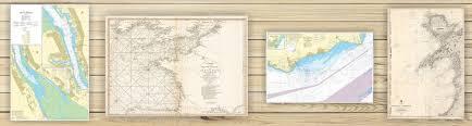 Nautical Chart Prints Home Garden And Boat Nauticalia