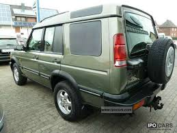 2000 land rover discovery td 5 estate car used vehicle photo