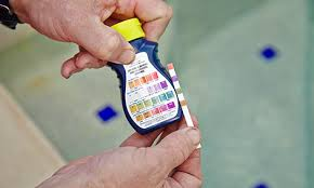 Hy Clor Test Chart Hy Clor 4 In 1 Pool Test Kit Instructions