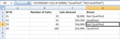 If Function Excel How To Use Excel If And Or Functions 3 Examples In Conjunction