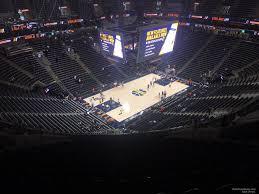 Vivint Smart Home Arena Section 137 Utah Jazz