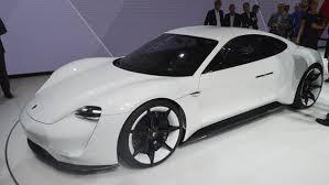 Porsche Mission E Provides All-electric Glimpse At The Future Of Supercars  I