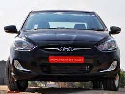 Driven & Compared : The Fluidic Hyundai Verna and The New Ford ...