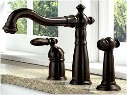 image of oil rubbed bronze kitchen faucet kohler vibrant brushed