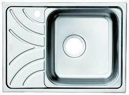Врезная <b>кухонная мойка IDDIS Arro</b> ARR60SRi77 60.5х44см ...