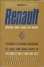 renault vehicle manuals in literature type workshop manuals renault 4cv dauphine incl gordini caravelle 1947 68 owners workshop manual