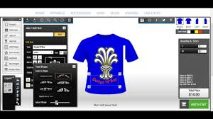 Shirt Making Software T Shirt Design Software All In One Product Designer Youtube