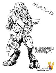 attractive spartan coloring pages page halo elite armor helmet with for