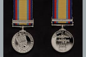 Un Medals Chart Medals Campaigns Descriptions And Eligibility Gov Uk