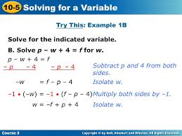 9 solving