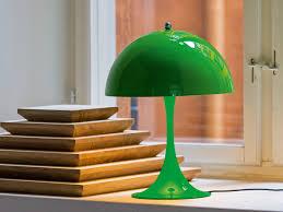 dark green table lamp shades
